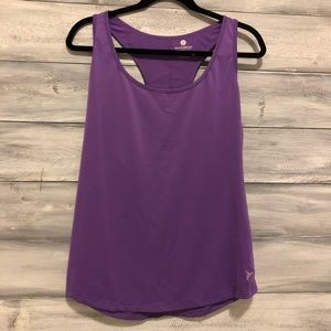 Purple Old Navy Active Tank